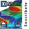 revista 3DCadCam Magazine en Espanol