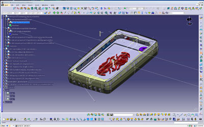 Catia y el iphone4s