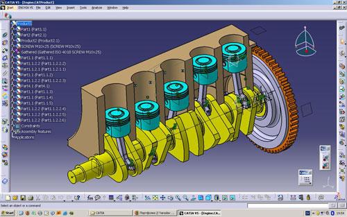 Directorio de software para diseno mecanico mcad for Programa diseno 3d