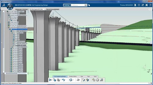 Ingenieria civil 3d software for Programa para hacer edificios en 3d
