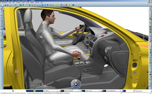 Garage Virtual de 3DEXPERIENCE