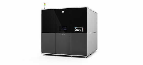 ProX 400 Direct Metal Printing 3D Systems