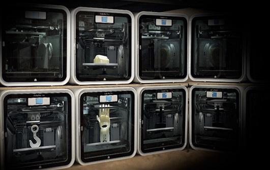 Lote de impresoras de 3D Systems – fuente 3DCadPortal.com