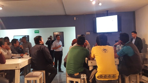 evento 3D Systems Mexico