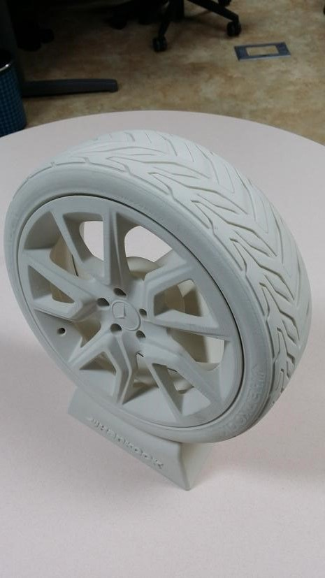 3D Systems en Hankook