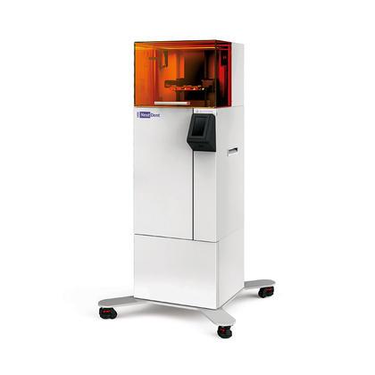 La NextDent 5100 impresora 3D con tecnología Figure 4