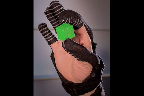 Soft Robotic Glove