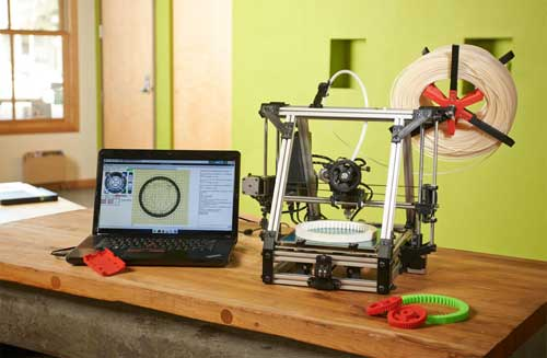 Lulzbot AO 101 3D Printer