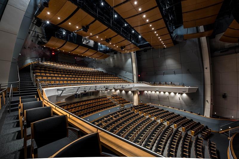 Duke Ellington School of the Arts Architect: cox graae + spack architects | LBA Joint Venture  Photo © Chris Ambridge