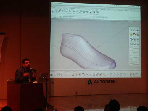 Autodesk Industrial design Days