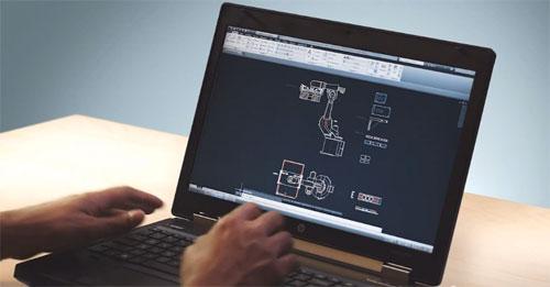 AutoCAD es un programa de dibujo por computadora CAD