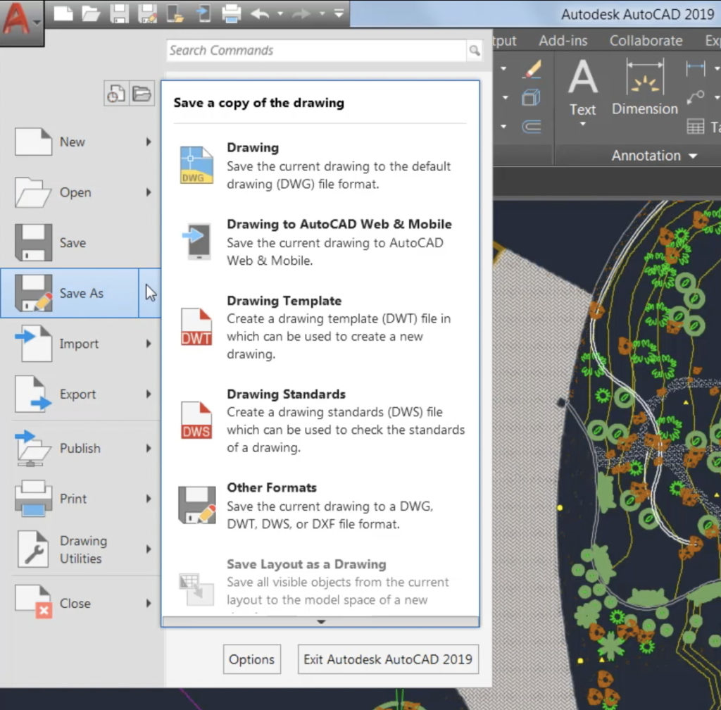 AutoCAD 2019 ya disponible con nuevos toolsets