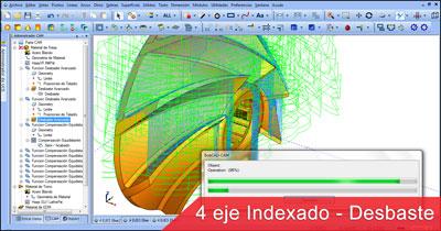 Programas para manufactura cam for Programas de diseno 3d gratis en espanol