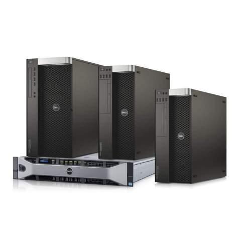 Dell Precisión Workstations