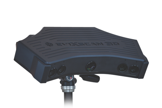 eviXscan 3D Heavy Duty Quadro 3D scanner