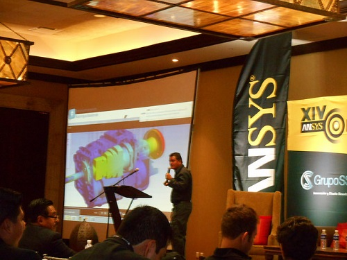 evento Ansys Convergence