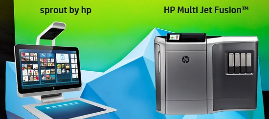 HP Blended Reality