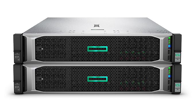 Servidores HPE SimpliVity