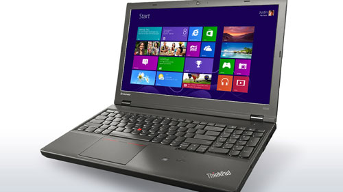 ThinkPad w540 mobile workstation