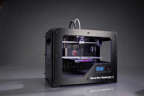 MakerBot Replicator 2 Impresora 3D de Escritorio