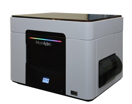 Mcor arke primera impresora 3d de escritorio a todo color for Primera impresora 3d