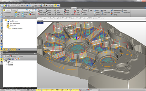 Visual CAD/CAM 2014