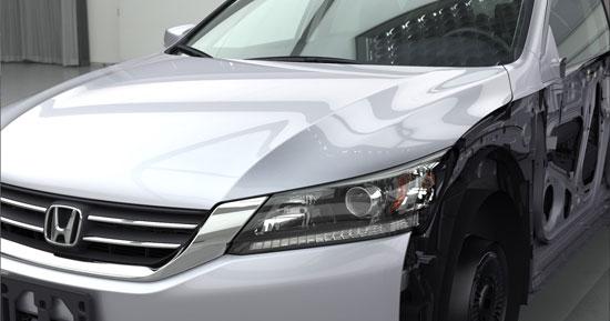 NVIDIA Iray VCAen Honda