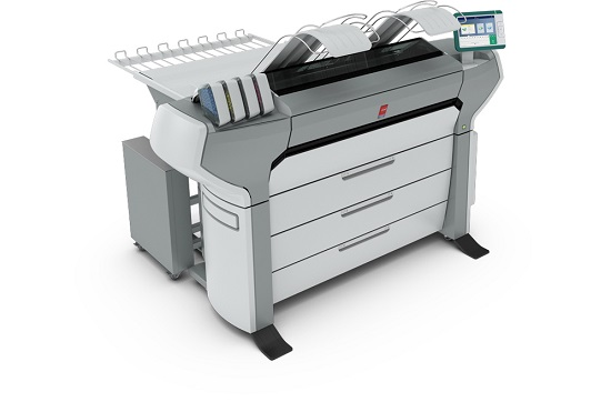 Plotter OCE colorwave 700