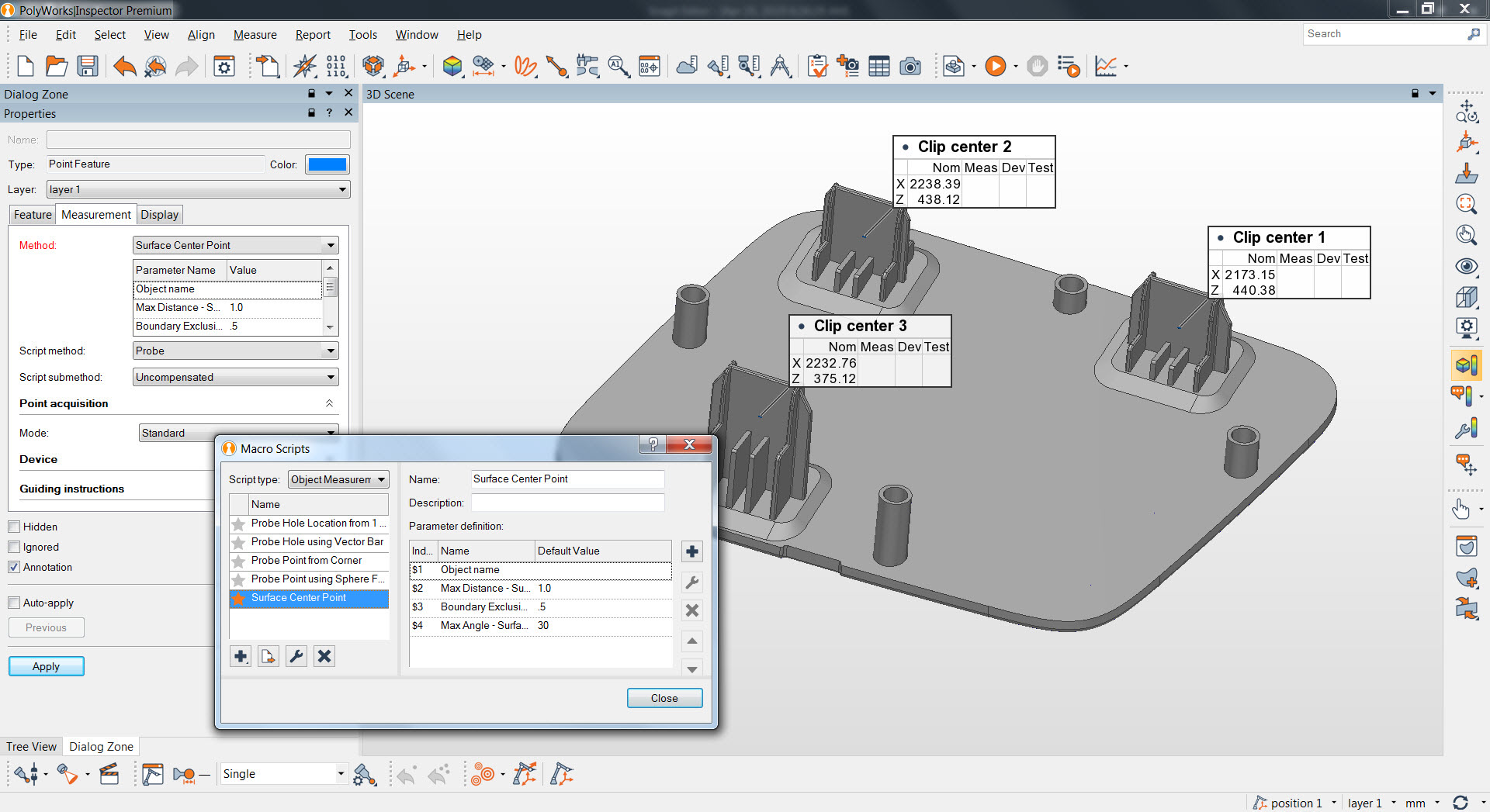 PolyWorks® Metrology Suite 2019