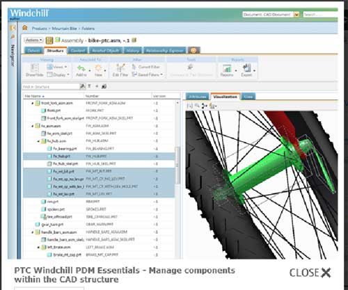 PTC Windchill PDM Essesntials