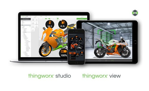 ThingWorx Studio MR