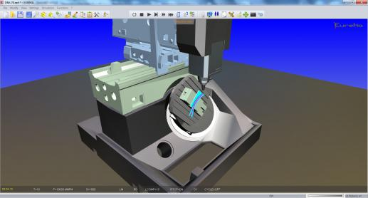 Eureka Virtual Machining
