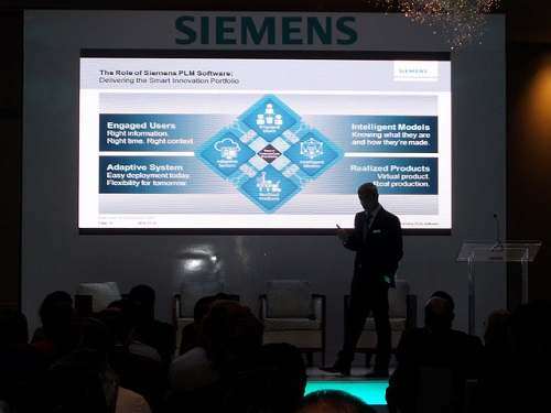 Siemens PLM Realize Innovation Simposium 2015 Mexico