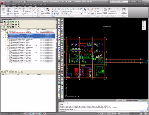 in context editor de Tecnomatix Manufacturing Planning and Management