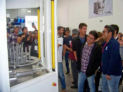 Solid Edge University México en Wash Tech Queretaro