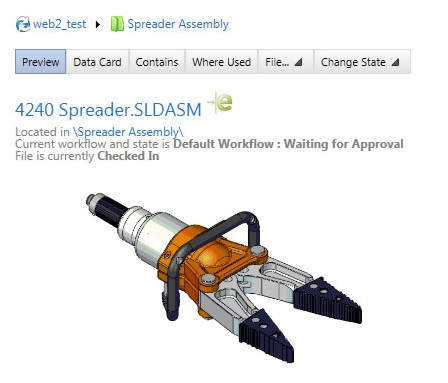 SolidWorks 2015 PDM