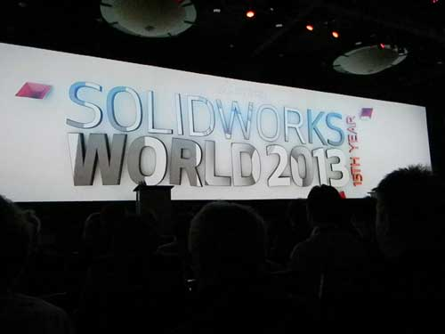 SolidWork World 2013