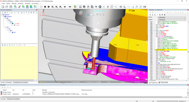 TopSolid'CamSimul y TopSolid'CamOptimize para TopSolid