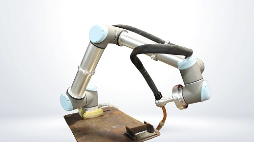 SnapWeld Collaborative Robotic Welding