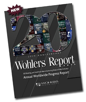 Wohlers Report 2015