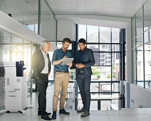 3 tendencias de flujo de trabajo en oficinas inteligentes