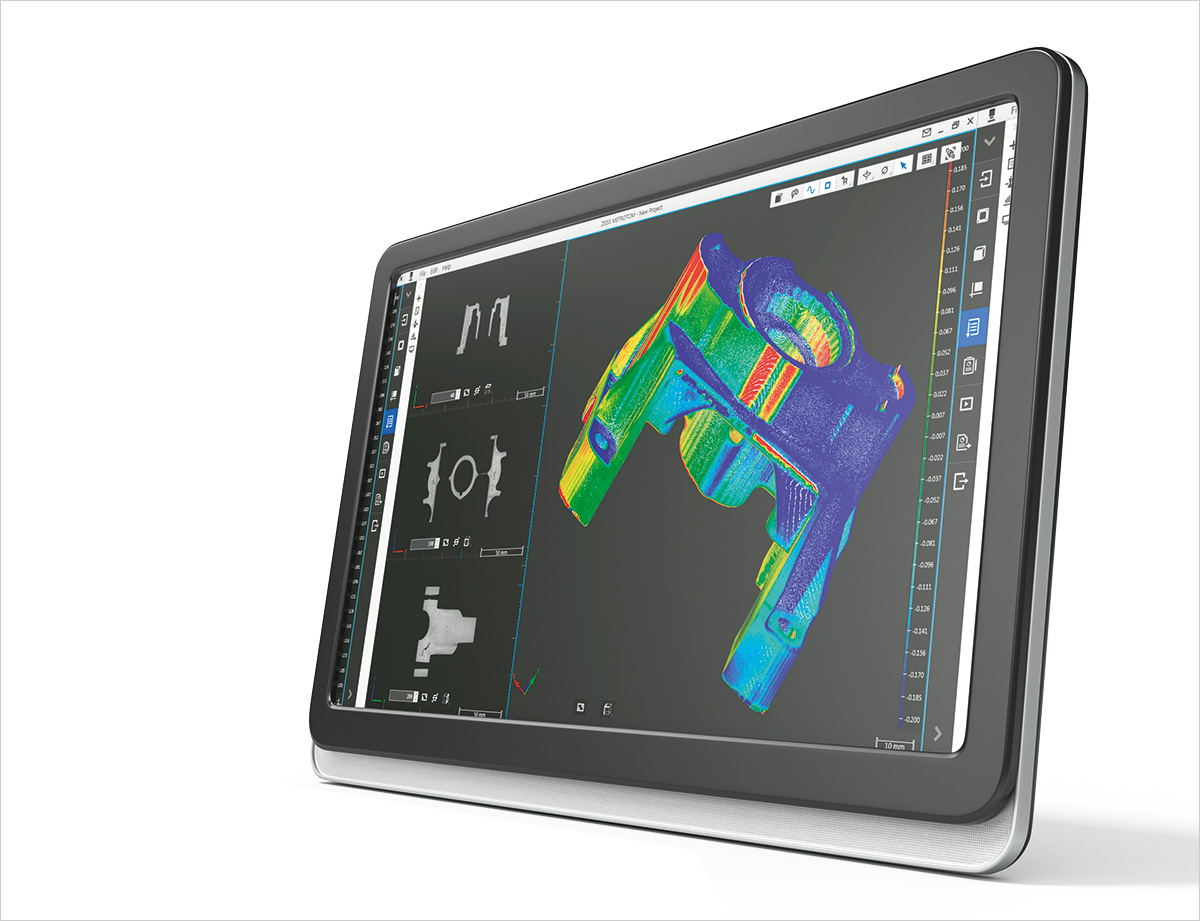 Software de visualización y evaluación ZEISS CT